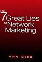 7 Great Lies of Network Marketing cover