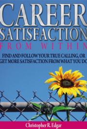 Career Satisfaction From Within cover