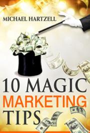 10  Magic Marketing Tips for Restaurants cover