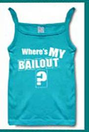 Where's My Bailout?! cover