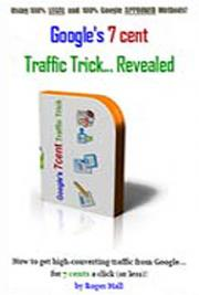 How to Get Google 7 Cent Traffic (100% Legal)