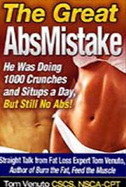 The Great Abs Mistake cover
