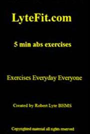 5-Minute Better Abs Exercise Program