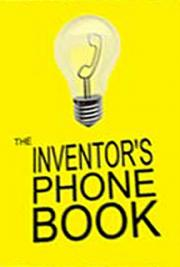 The Inventor's Phone Book cover