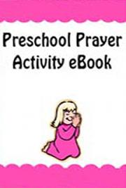 Preschool Prayers Activity e-Book