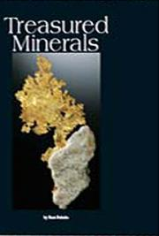 Treasured Minerals cover