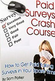 Paid Surveys Crash Course