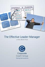 The Effective Leader Manager