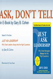Ask Don't Tell Leadership cover
