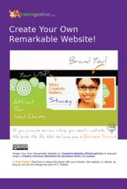 Create Your Own Remarkable Website