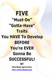 Five Traits You Need to Develop to Become Successful