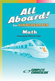 All Aboard for Kindergarten Math