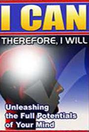 I Can. Therefore, I Will! cover