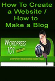 How to Create a Website - How to Make a Blog