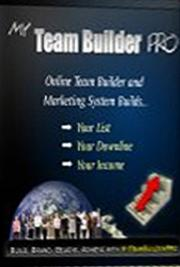 Your Team Builder
