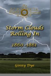 Bregdan Chronicles - Storm Clouds Rolling In cover