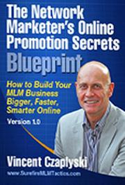 The Network Marketer's Online Promotion Secrets Blueprint