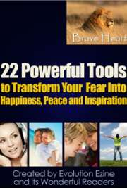 22 Powerful Tools to Transform Your Fear