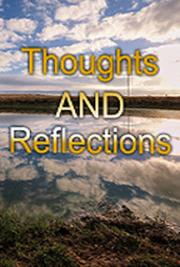 Thoughts and Reflections cover
