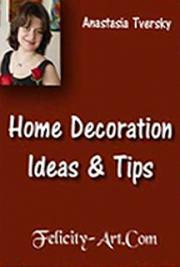 Home Decoration From Felicity Art - Volume 2