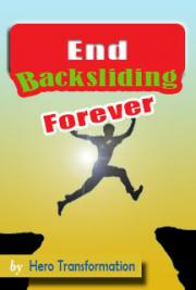 End Backsliding Forever cover