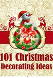 101 Christmas Decorating Ideas cover