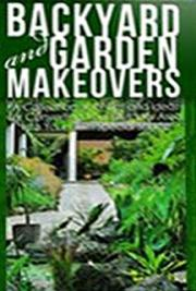 Backyard and Garden Makeovers cover
