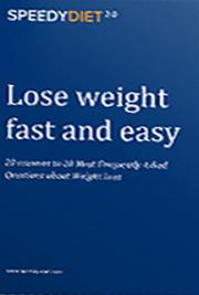Lose Weight Fast and Easy cover
