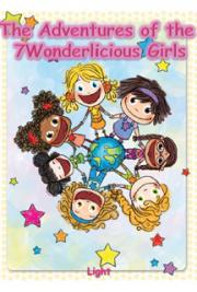 The Adventures of the 7Wonderlicious Girls - Light Edition