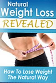 Natural Weight Loss Revealed cover