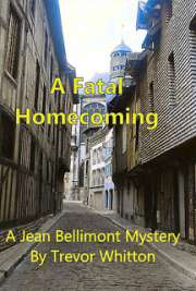 A Fatal Homecoming cover