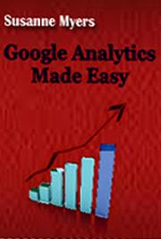 Google Analytics Made Easy cover