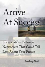 Arrive At Success cover