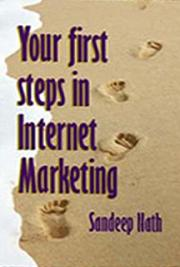 Your First Steps in Internet Marketing cover