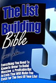 Email List-Building Bible