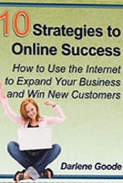 10 Strategies to Online Success: How to Use the Internet to Expand Your Business & Win New Customers cover