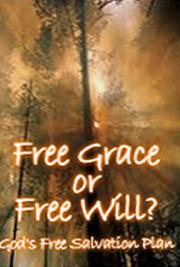 Free Grace or Free Will? - God's Free Salvation Plan cover