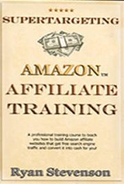 Supertargeting Amazon Affiliate Marketing - How to Find a Niche Market cover