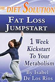 The Diet Solution: Fat Loss Jumpstart cover