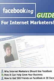 Facebooking Guide for Internet Marketers cover