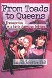 From Toads to Queens Transvestism in a Latin Setting cover