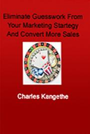 Eliminate Guesswork From Your Marketing Strategy and Convert More Sales