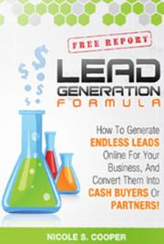 Online Lead Generation Blueprint for Network Marketers