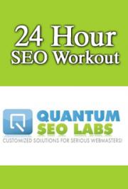 24 Hour SEO Workout