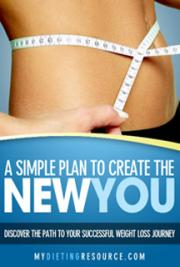 A Simple Plan to Create the New You
