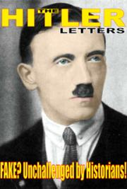 The Hitler Letters