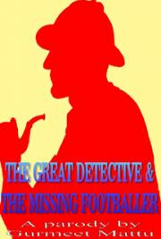 The Great Detective & the Missing Footballer cover