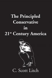 The Principled Conservative in 21st Century America cover