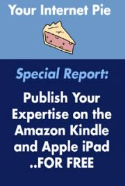 Publish Your Expertise on the Amazon Kindle and Apple iPad for Free!