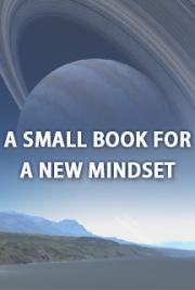 A small book for a new mindset cover